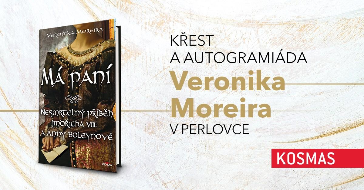 křest Veronika Moreira