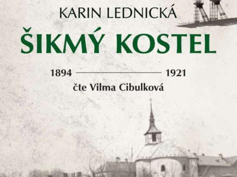 Audiokniha Sikmy kostel Karin Lednicka